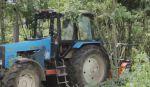 Мульчер FERRI TFC/R 1600 для трактора МТЗ-82