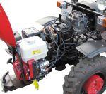 Малогабаритный трактор МТЗ-152 / БЕЛАРУС-152