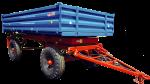 Прицеп для трактора 2ПТС-4,5