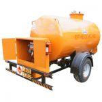 Полуприцеп-цистерна ТЗ-4,2 (дизельный топливозапра