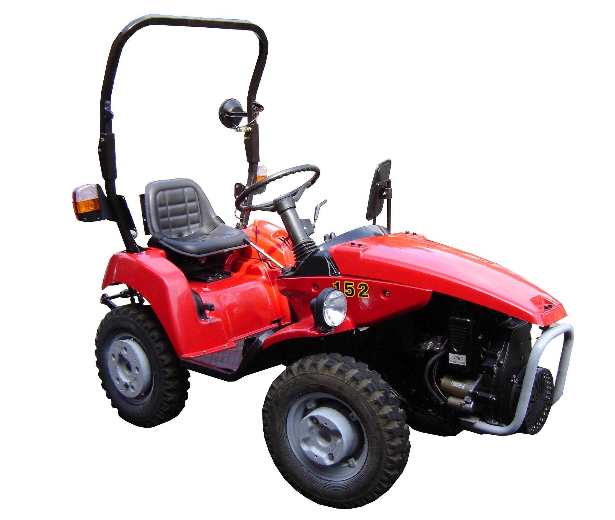 Мини трактор МТЗ-152: технические характеристики