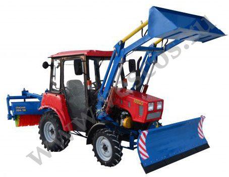 МТЗ 320.4 | Беларус 320.4 | Трактор 320.4 Технические.
