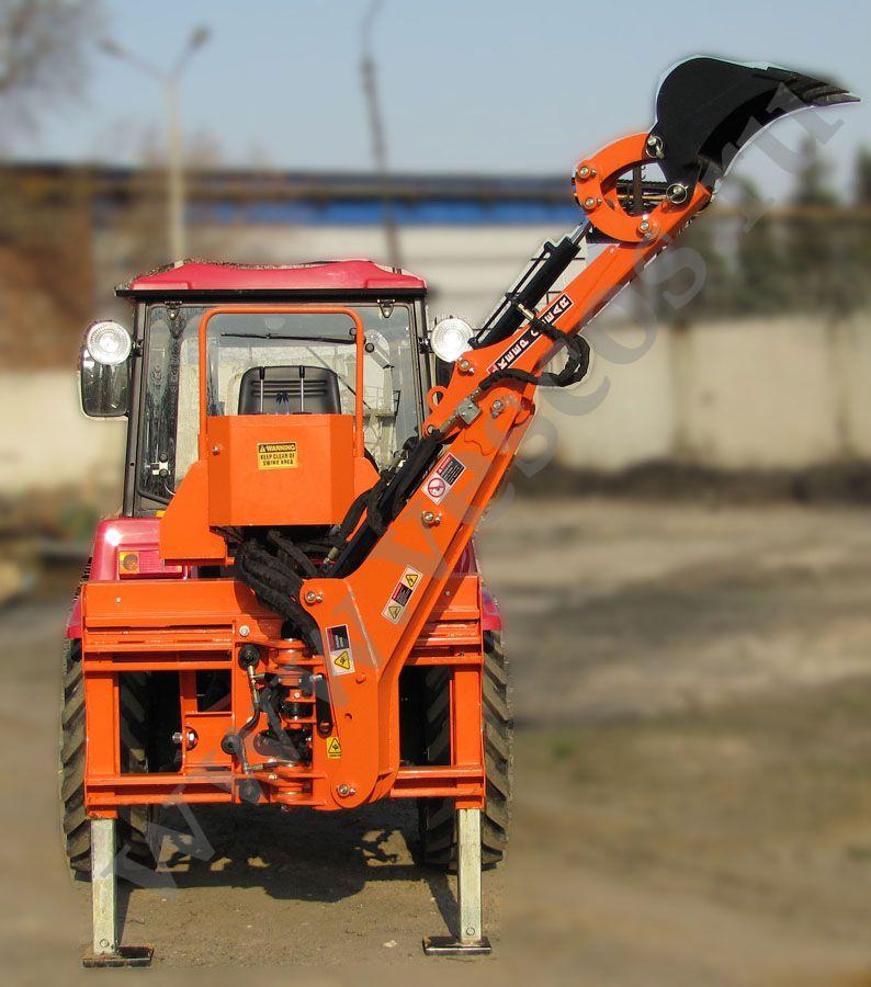 Трактор Беларус 320 (МТЗ) в работе » Видео тракторов