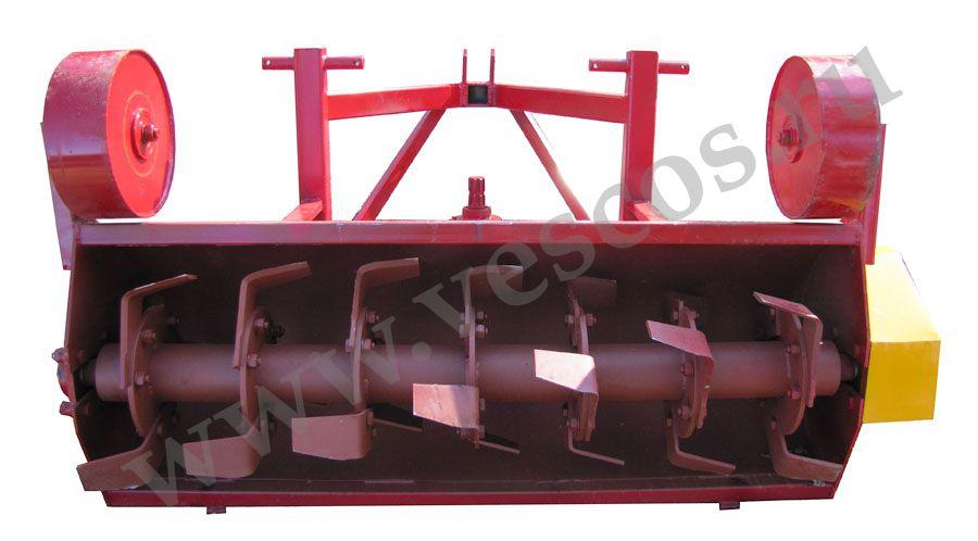 Фреза почвообрабатывающая для МТЗ 82 - Для Трактора МТЗ-82.