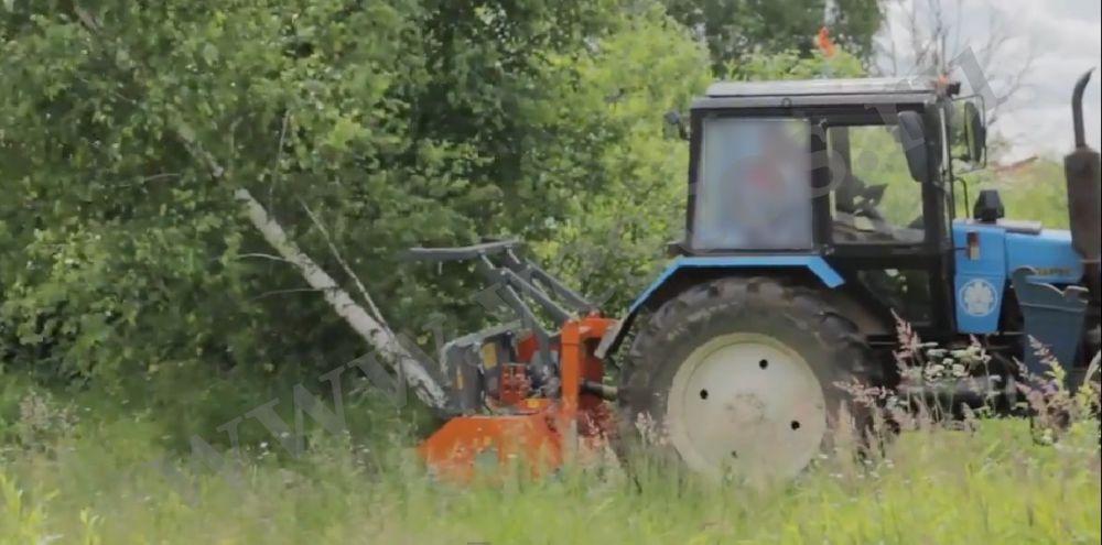 Косилка-мульчер для МТЗ-82 - Для Трактора МТЗ-82.