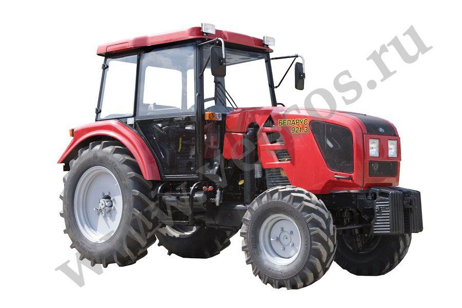 Купить недорого трактора МТЗ «Беларус» 921.3 в базовой и.