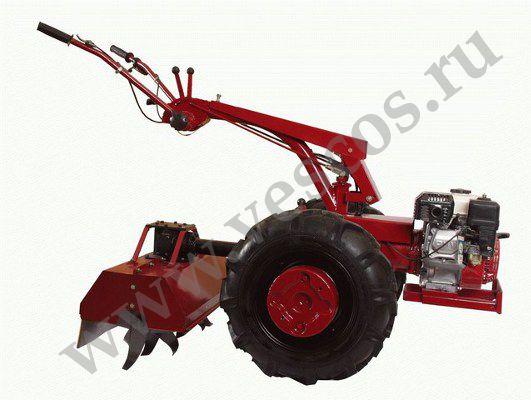 Мотоблок МТЗ Беларус 09Н (двигатель Honda 9 л.с.): продажа.