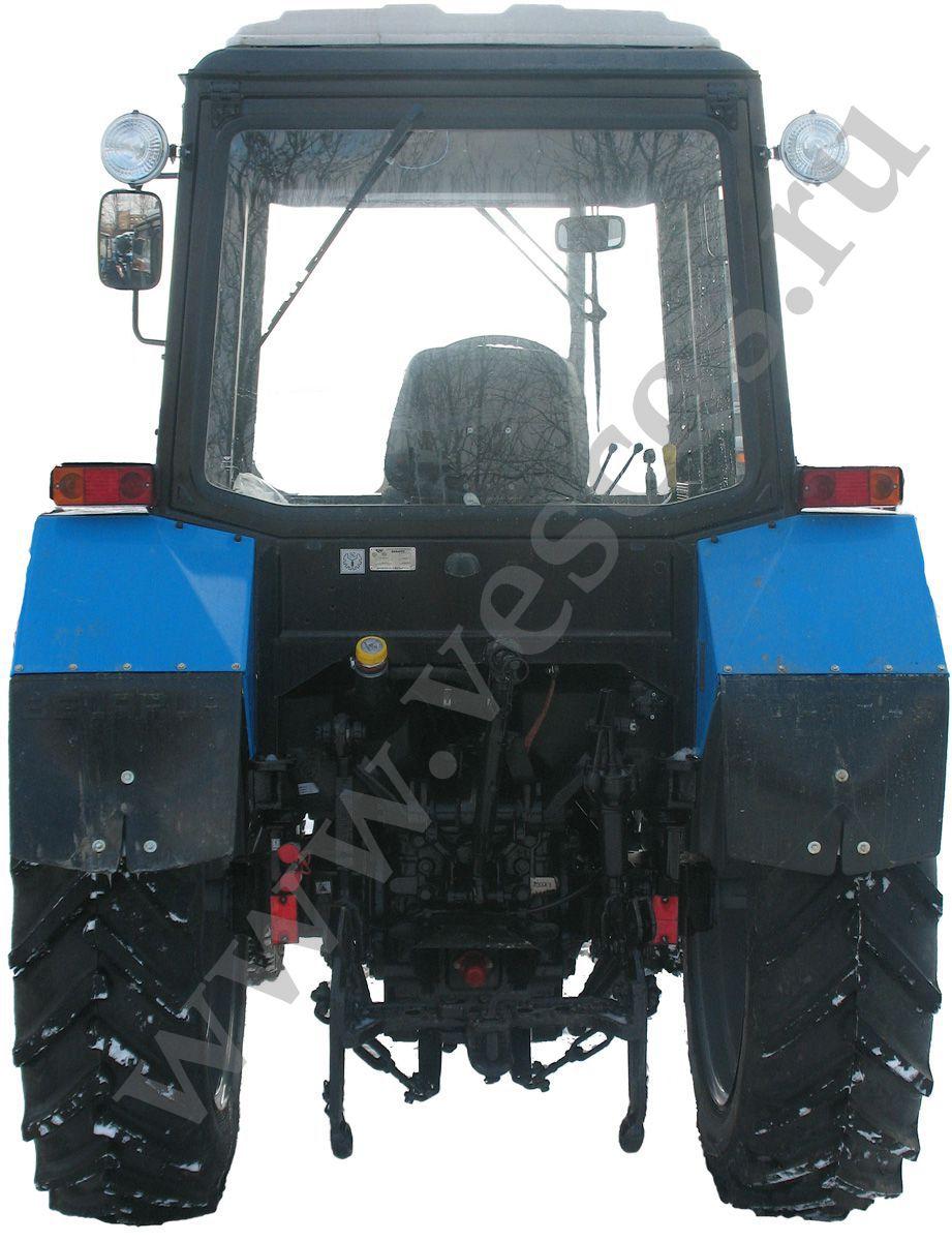 Трактор Беларус МТЗ 82.1-23/12 (23/32) с балочным мостом.