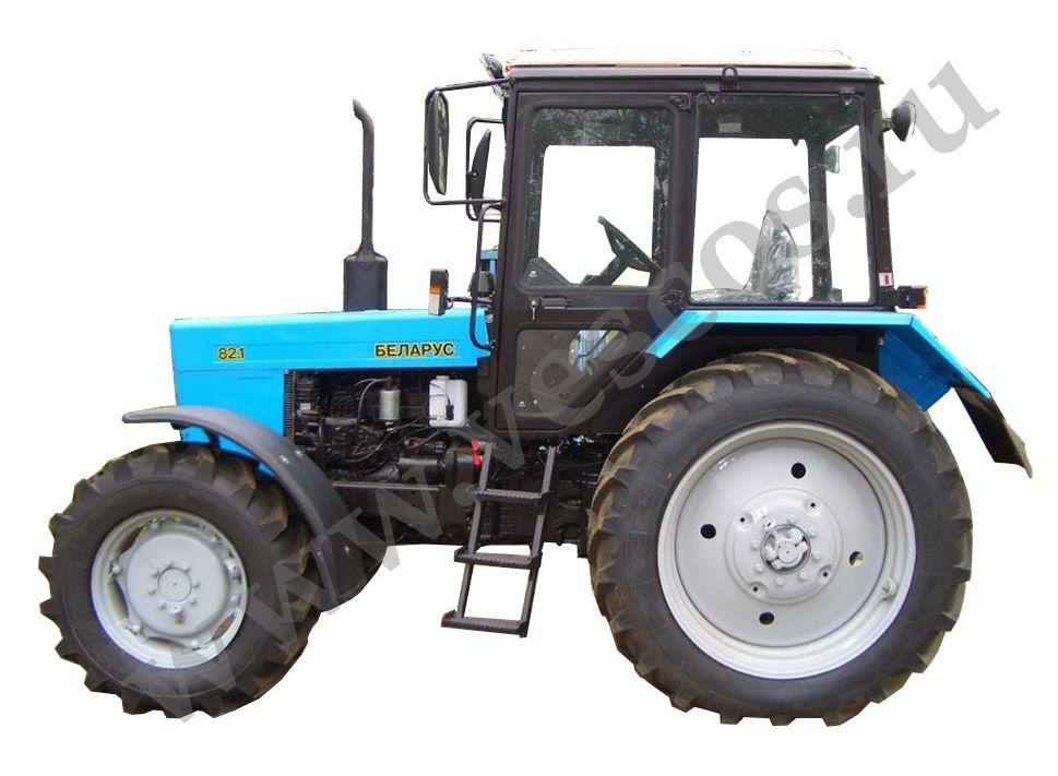 Трактор МТЗ-82.1 разгрузка клиенту. - YouTube