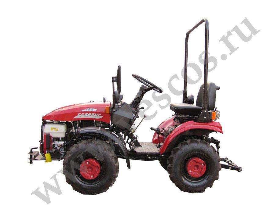 МТЗ 152 (Беларус): технические характеристики трактора