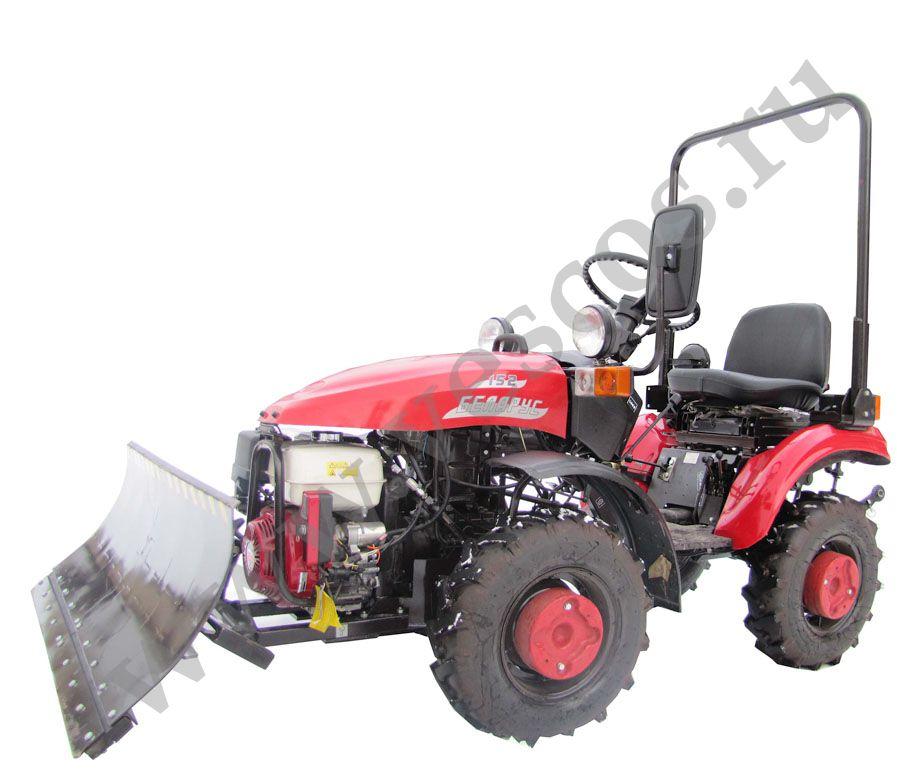 Отвал для трактора МТЗ-80. - agro7.net