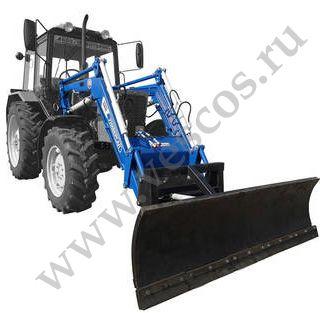 Отвал бульдозерный (ПМГ-320М) для Мини трактора МТЗ-320.4.