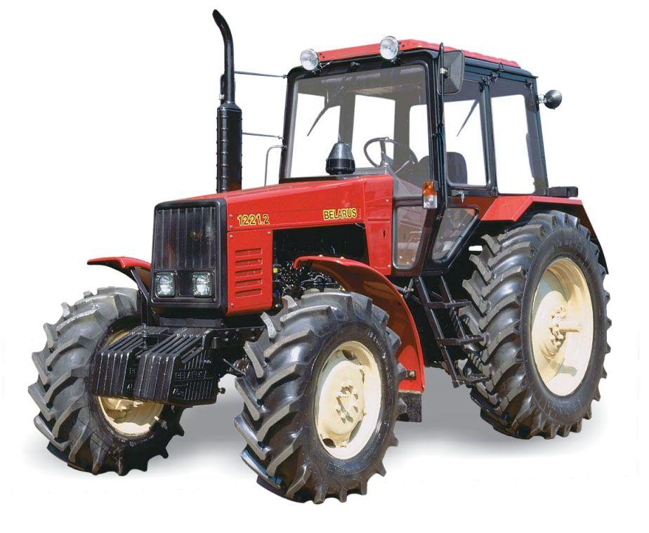 Трактор МТЗ 1221 - описание и характеристики, цена, купить.