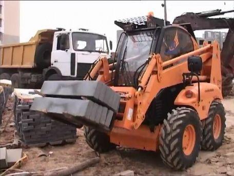 Трактор мтз 80 в Чагодощенском районе. Цена 130 рублей
