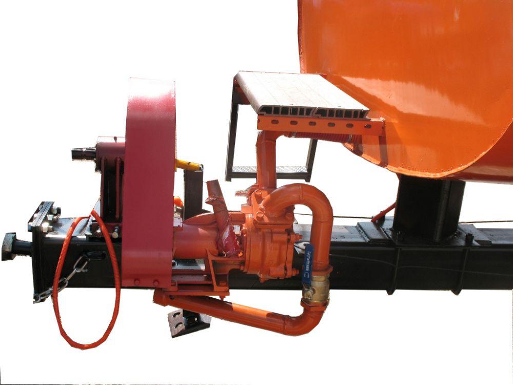 Прицеп-цистерна для воды к трактору МТЗ-80/82: продажа.
