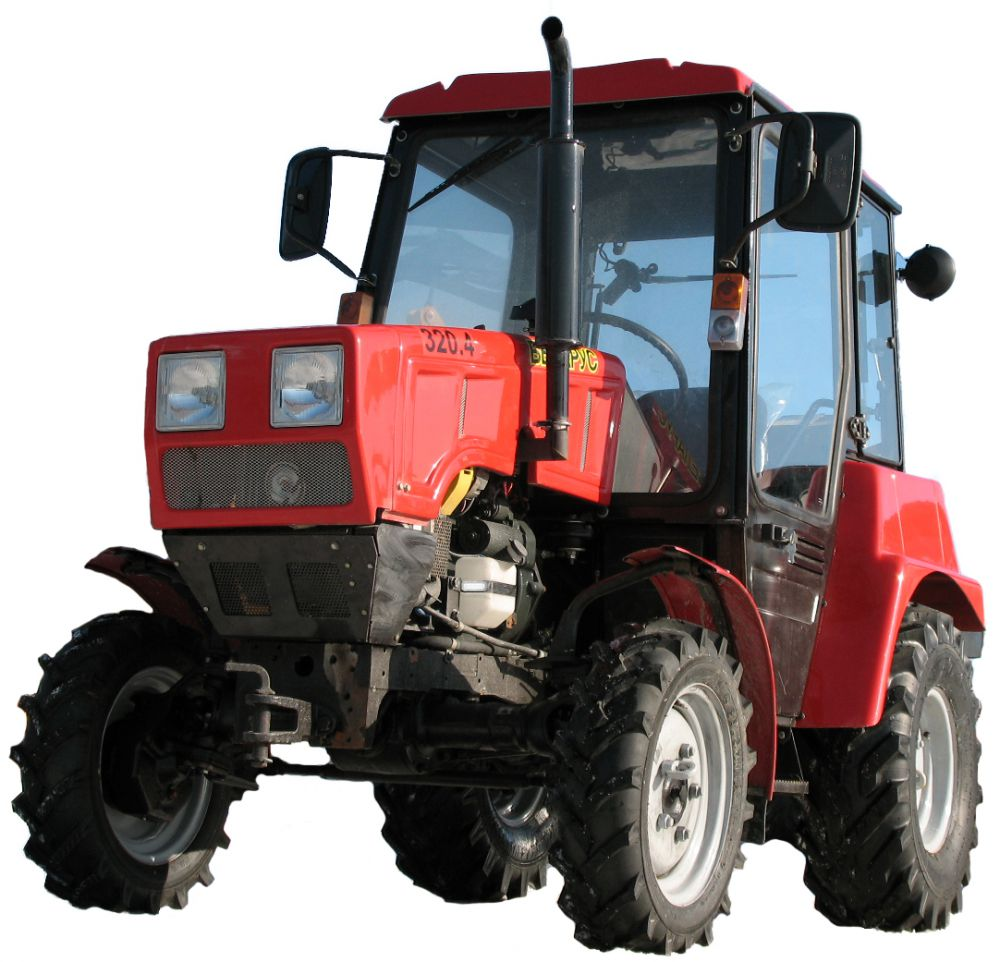 МТЗ-320.4 МУП - Уборочная техника - «Вескос» - Продажа.