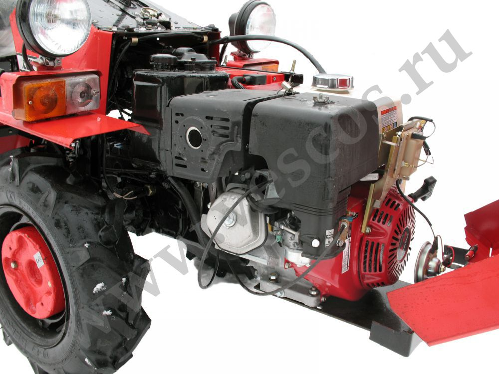 Мини-тракторы и мотоблоки МТЗ Беларус 09Н, 132Н, 152Н.