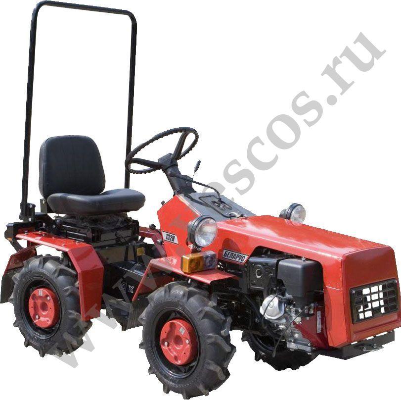 Мини-трактор Беларус-132Н - отзывы, замечания и.