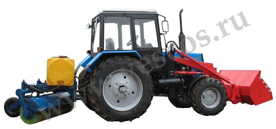 МТЗ-320.4 МК - Уборочная техника - «Вескос» - Продажа.