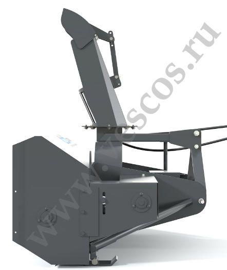 Снегоротор VESCOS для трактора МТЗ-82.1
