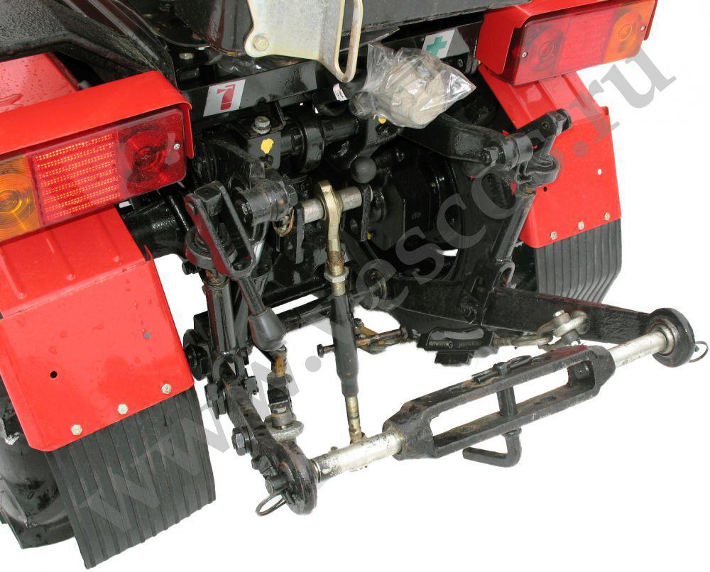 Минитрактор Беларус 132 (МТЗ 132) - Минитрактора - «Вескос.