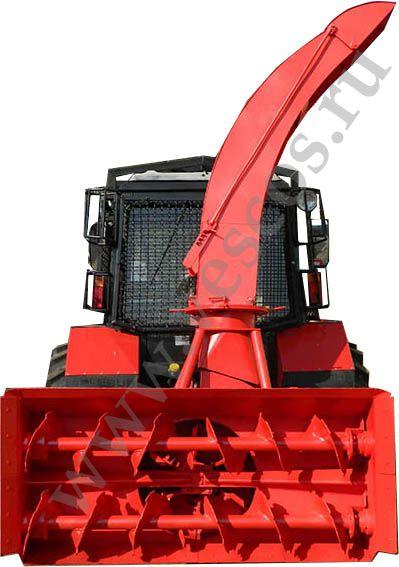 Снегоочиститель шнекороторный СШР-2,0П на трактор МТЗ